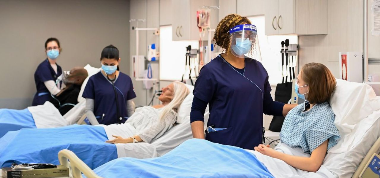 Nursing schools can't accommodate increase in demand at time when profession…